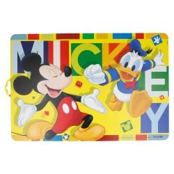 Mantel individual mickey mouse - disney - watercolors-STI-44219-Disney