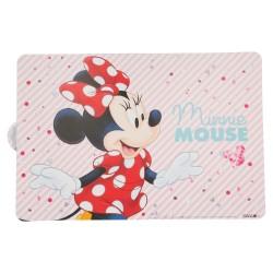 Mantel individual minnie mouse - disney - electric doll-STI-18819-Disney