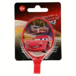 Percha adhesiva plástico oval 5.5*9.5cm cars-STI-14997-Disney