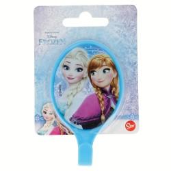 Percha adhesiva plástico oval 5.5*9.5cm frozen-STI-15002-Disney