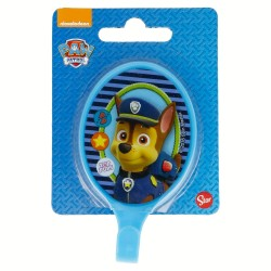 Percha adhesiva plastico oval 5.5*9.5cm patrulla canina-STI-15023-Disney