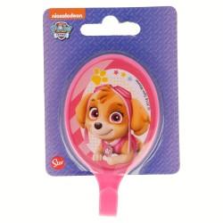 Percha adhesiva plastico oval 5.5*9.5cm patrulla canina girls-STI-15028-Disney