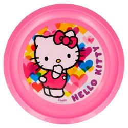 Comprar ropa de niño online Plato easy pp hello kitty