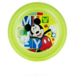 Plato easy pp mickey mouse - disney - watercolors-STI-44212-Disney