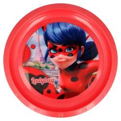 Plato easy pp miraculous ladybug-STI-86912-Disney