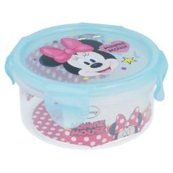 Recipiente redondo 270 ml | minnie mouse - disney - electric doll-STI-18862-Disney