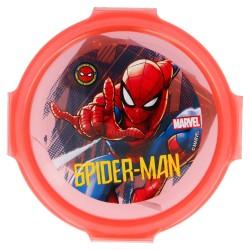 Recipiente redondo 270 ml | spiderman graffiti-STI-37962-Disney