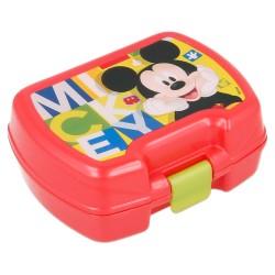 Sandwichera snack mickey mouse - disney - watercolors-STI-44289-Disney