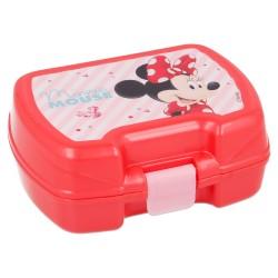Sandwichera snack minnie mouse - disney - electric doll-STI-18889-Disney