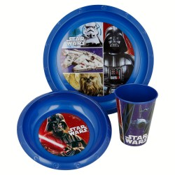 Set easy 3 pcs. star wars classic-STI-82510-Disney