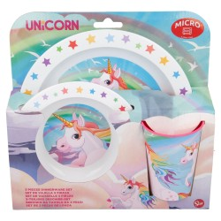 Set micro 3 pcs | unicornios-STI-29049-Disney