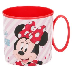 Taza micro 265 ml | minnie mouse - disney - electric doll-STI-18844-Disney