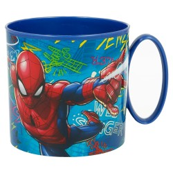 Taza micro 265 ml | spiderman graffiti-STI-37944-Disney