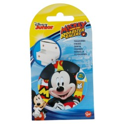 Tirador redondo plástico 6*6cm mickey mouse - disney-STI-15032-Disney