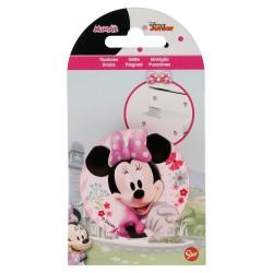 Tirador redondo plástico 6*6cm minnie mouse - disney-STI-15033-Disney