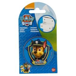 Tirador redondo plástico 6*6cm patrulla canina-STI-15035-Disney