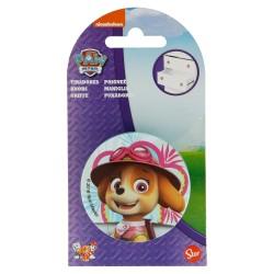 Tirador redondo plástico 6*6cm patrulla canina girls-STI-15036-Disney