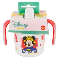 Taza entrenamiento 250 ml   mickey mouse - disney - to the rescue-STI-44085-Disney