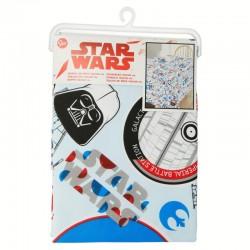Hule 1,40 x 1,40 m star wars galactic mission-STI-2449-Disney