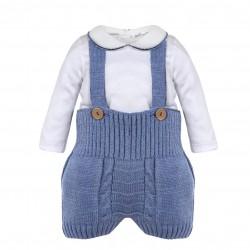 Almacen mayorista de ropa para bebe Babidu LIAI-MN8212-3