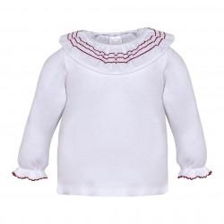Camiseta cuello volante-LII-MN8311.1-Minhon
