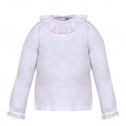 Camiseta m/ larga c/ volante-LII-MN8320-6-Minhon