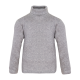 Camiseta cuello alto rib 2x2-LII-MN8327-Minhon