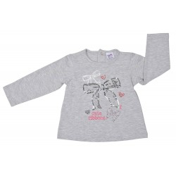 Camiseta niña cute ribbon-TAI-192 82305 51-YATSI