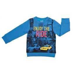 Sudadera niño enjoy the ride-TAI-192 84662 52-YATSI