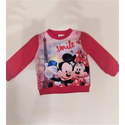 Chandal bebe 2 piezas Mickey y minnie