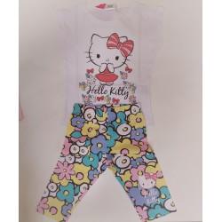 Conjunto 2 pcs leggins y camiseta 100% algodón