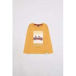 Camiseta manga larga niño-SMI-30433-Street Monkey