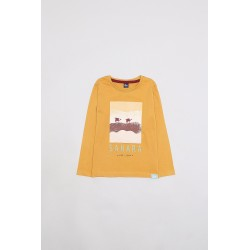 Camiseta manga larga chico-SMI-30433-1-Street Monkey