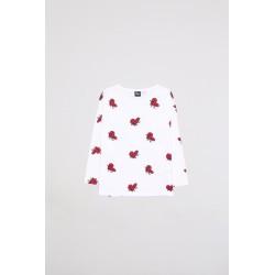 Camiseta manga larga chica-SMI-30523-1-Street Monkey