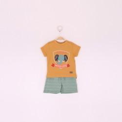 Conjunto bebe niño camiseta y pantalon-ALM-190030-Street Monkey
