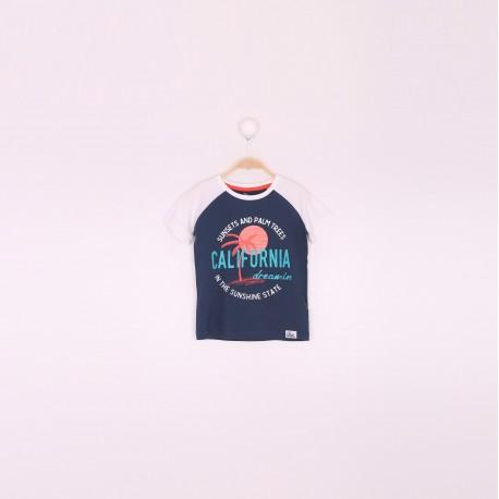 Conjunto niño pantalón corto y camiseta-ALM-191127-Street Monkey