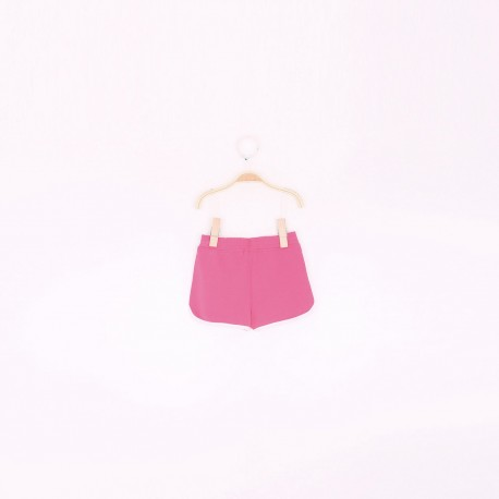 Pantalón corto niña algodón-ALM-191255-Street Monkey