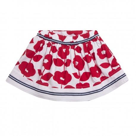 Falda estampado flores rojas grandes-ALM-BGV99531-Newness