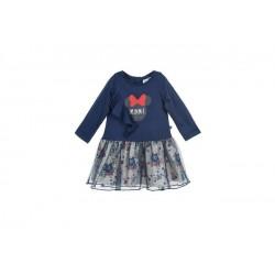 Vestido bebe manga larga minnie-ALM-NOHS0105-Sun City