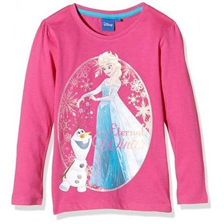Camiseta manga larga niña frozen cuello redondo minnie-ALM-NOPH1452-Sun City