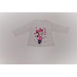 Camiseta bebe manga larga niña-MINNIE-TMBB-160679