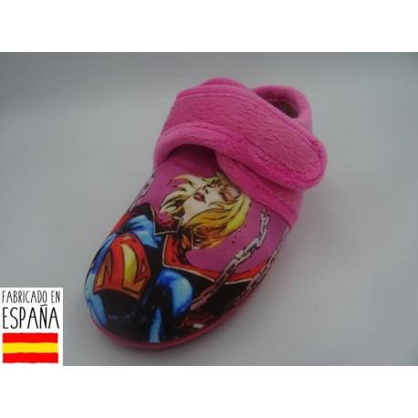 Calzado descanso supergirl cierre velcro - PULIDINES - ARI-648-129