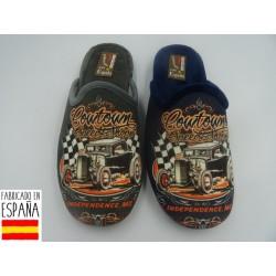 Zapatillas de casa chico destalonadas - PULIDINES - ARI-60-11