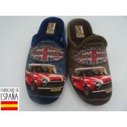 Zapatillas de casa chico destalonadas - PULIDINES - ARI-60-01