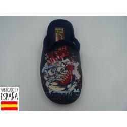 Zapatillas de casa chico destalonadas - PULIDINES - ARI-60-04