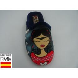 Zapatillas de casa chica frida destalonadas - PULIDINES - ARI-60-21