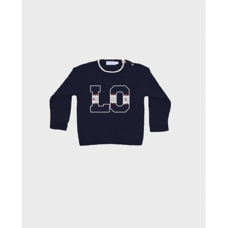 Jersey niño marino lo-LOI-1018020601-La Ormiga