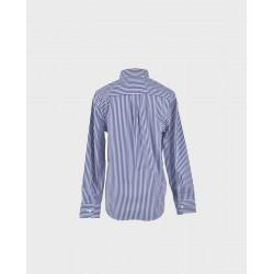 Camisa niño rayas blancas/ marino-LOI-1012130301-1-La Ormiga