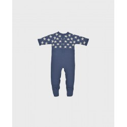 Pelele bebe azafata estrellas-LOI-1018031401-La Ormiga