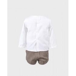 Conjunto bebe niño (con goma)-LOI-1010172001-La Ormiga